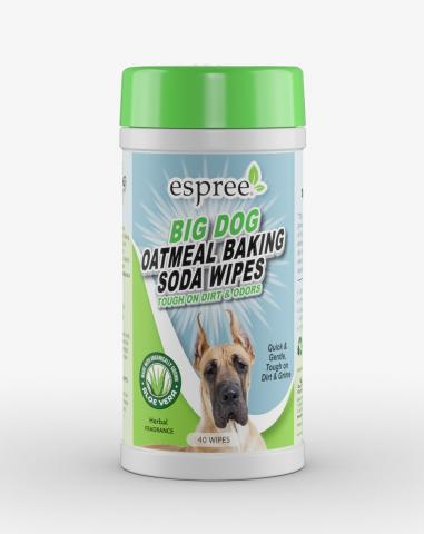 Espree Big Dog Baking Soda Wipes
