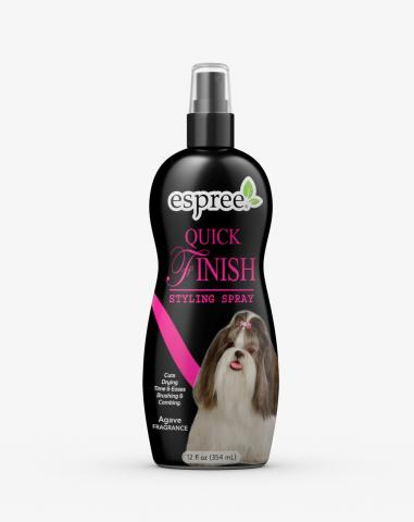 Espree Quick Finish Styling Spray for Dogs